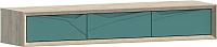 Шкаф навесной WellMaker Куб ПН-150 (монтана/морской) -