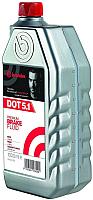 Тормозная жидкость Brembo DOT 5.1 / L05010 (1л) -