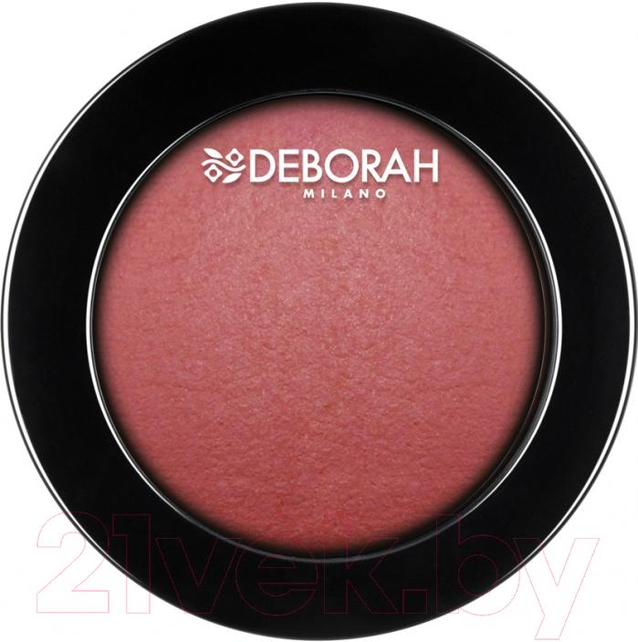 Купить Румяна Deborah Milano, Fard Hi-Tech №60 (4.5г), Италия, розовый