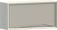 Шкаф навесной WellMaker ПВ2-100 (аляска/кварцевый) -