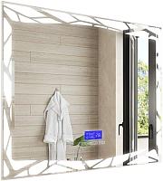 Зеркало для ванной Vigo Melissa Media 800 -