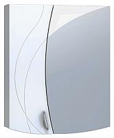 Шкаф с зеркалом для ванной Vigo Faina 1-600 -