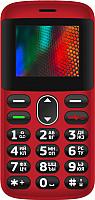 Мобильный телефон Vertex C311 (красный) -