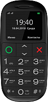 Мобильный телефон Vertex C312 (черный/белый) -