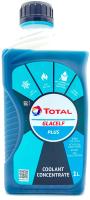 Антифриз Total Glacelf Plus G11 172772/213785 (1л, синий/зеленый) -