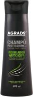 Шампунь для волос Agrado Prof Anti-Dandruff (400мл) -