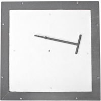 Люк напольный Scala Титан-С 75x75 -