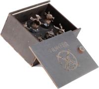 Подарочный набор Bene Рюмки-перевертыши Shoko Box / 6195 -