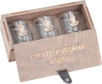Подарочный набор Bene Стратегический запас Сталин Shoko / 6582 -