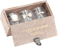 Подарочный набор Bene Стратегический запас Джентельмен Shoko / 6583 -