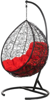 Кресло подвесное BiGarden Tropica Black -