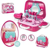 Набор аксессуаров для девочек Pituso Модница в чемоданчике / HW19005469 -