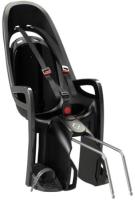 Детское велокресло Hamax 2021 Zenith / HAM553034 (серый/черный) -