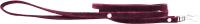 Поводок Humpo Милл / 331212-б (велюровый, бордовый) -