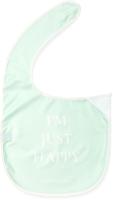 Нагрудник детский Happy Baby Waterproof Baby Bib / 16009 (Aqua) -