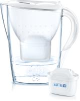 Фильтр питьевой воды Brita Марелла XL Memo MX (белый + 3 картриджа Maxtra+) -