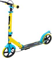 Самокат Ridex Rank (желтый/голубой) -