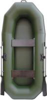 Гребная лодка Муссон Н-270 (зеленый) -