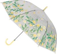 Зонт-трость Михи Михи Цветочки с 3D эффектом / MM10411 (желтый) -
