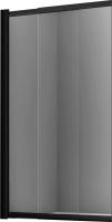 Стеклянная шторка для ванны Wasserkraft Dill 61S02-100 -