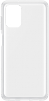 Чехол-накладка Volare Rosso Clear для Galaxy A12 (прозрачный) -