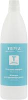 Шампунь для волос Tefia Treats by Nature для окрашенных волос с маслом кокоса SLS и SLES (1л) -