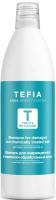 Шампунь для волос Tefia Treats by Nature для поврежденных и химически обработанных волос (1л) -