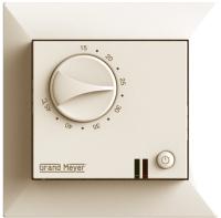 Терморегулятор для теплого пола Grand Meyer Mondial GM-109 (кремовый) -