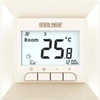 Терморегулятор для теплого пола Grand Meyer GM-119 (кремовый) -