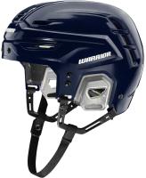 Шлем хоккейный Warrior Alpha One Pro Helmet / APH8-NW-S (темно-синий) -