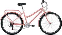 Велосипед Forward Barcelona Air 26 1.0 2021 / RBKW1C367005 (17, бежевый/белый) -