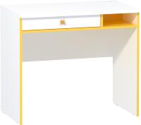 Письменный стол Mobi Альфа 12.41 (солнечный свет/белый премиум) -