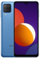 Смартфон Samsung Galaxy M12 64GB / SM-M127FLBVSER (синий) -