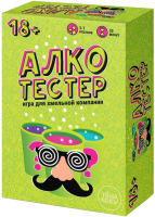 Настольная игра ND Play Алкотестер / 290838 -