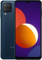 Смартфон Samsung Galaxy M12 64GB / SM-M127FZKVSER (черный) -