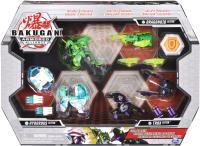 Игровой набор Spin Master Bakugan Непобедимые Бакуганы / 6059292 -