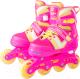 Роликовые коньки Ridex Wing (р-р 38-41, розовый) -