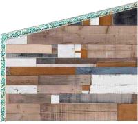 Строительная плита Quick Deck Plus ЛДСП Белфаст (1200x900x16мм) -
