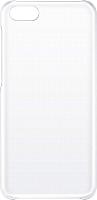 Чехол-бампер Huawei для Y5 Prime 2018 PC Transparent -