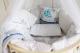 Комплект в кроватку Баю-Бай Дружба К91-Д4 (синий) -