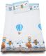 Комплект постельный детский Баю-Бай Раздолье К20-Р4 (голубой) -