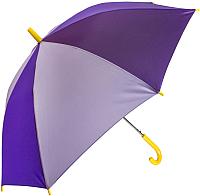 Зонт-трость Ame Yoke L 541 (фиолетовый/сиреневый) -