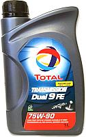 Трансмиссионное масло Total Transmission Dual 9 FE 75W90 / 201656 (1л) -