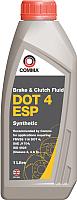 Тормозная жидкость Comma DOT 4 ESP / BF4ESP1L (1л) -