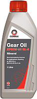 Трансмиссионное масло Comma Gear Oil GL-5 80W90 / EP80901L (1л) -