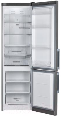 Холодильник с морозильником Whirlpool WTNF 902 X
