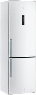 Холодильник с морозильником Whirlpool WTNF 902 W