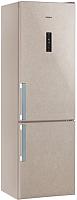 Холодильник с морозильником Whirlpool WTNF 902 M -