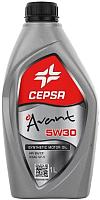 Моторное масло Cepsa Avant 5W30 SYNT / 512664188 (1л) -