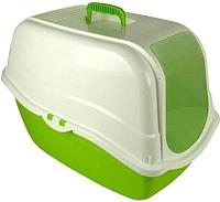 Туалет-домик MP Bergamo Romeo Large Con Esp Filtro / 31.03EF (зеленый) -